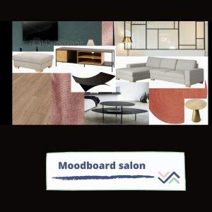 Moodboard Salon